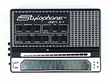 STYLOPHONE GEN X-1 Portable Analog Synthesizer with Built-in Speaker Keyboard