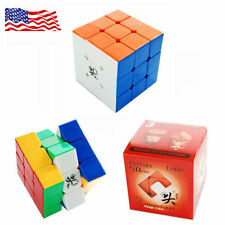 US Dayan Zhanchi 50mm 3x3x3 Speed Cube Puzzle Stickerless Brain Teaser Toy Gift