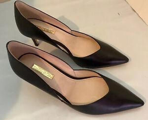 """Women's Black Heel Shoes - Louise et Cie - Size US 7 1/2M - 37 1/2 - Heel 2 1/2"""""""