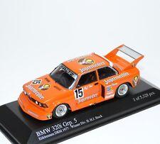 BMW 320i Grp.5 DRM 1977 Eifelrennen Jägermeister Stuck Minichamps 400772315 1:43