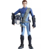 "THUNDERBIRDS ARE GO TBF-01 Thunderbird 1 Scott Tracy 3.75"" ACTION FIGURE NEW"