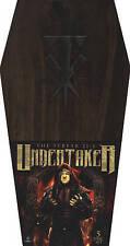 WWE: Undertaker The Streak 21-1 Coffin Box Set (DVD, 2015, 5-Disc Set)