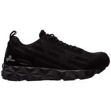 Emporio Armani EA7 sneakers uomo c2 ultimate X8X033XK162E593 nero logo