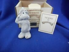 """The World Of Krystodia, Collectible Figure,Pompon,  3.25"""" high   #3902"""