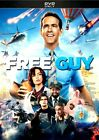 Free Guy [DVD] [2021]*** NEW*** FREE SHIPPING!!! For Sale