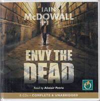 Envy The Dead Iain McDowall 8CD Audio Book Unabridged Jacobson & Kerr 6 Thriller