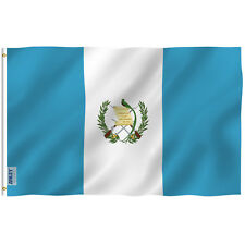 Anley Fly Breeze 3x5 Foot Guatemala Flag - Guatemalan Country Flags Polyester