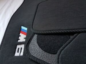 Floor mats bmw e64 m6 convertible