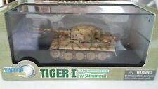 Dragon Armor 1:72 German Tiger 1 late production  w/zimmerit 1944 Item 60021