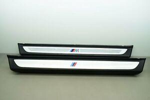 BMW 6 Series F12 F13 MSport Door Entry Step Sills OEM 8051706 8051705