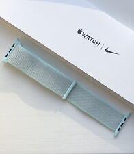 Apple Watch Nike Teal Tint Sport Loop - 42/44mm (Reflective)