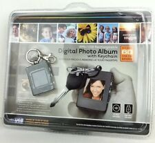 Digital Photo Album with Keychain Digital Picture Frame USB Innovage Products
