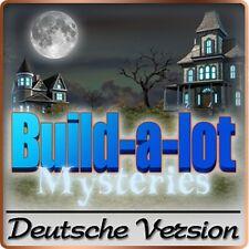 Build-A-Lot 8 - Mysteries Deluxe - PC - Windows XP / VISTA / 7 / 8