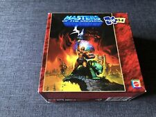 MOTU Masters of the Universe He Man Skeletor 100 piece Puzzle Mattel Pre-Owned