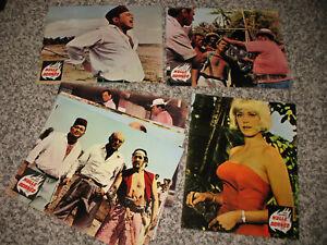 Die Hölle von Borneo - 13 AUSHANGFOTOS - George Montgomery Torin Thatcher Julie