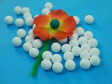 Polystyrène billes solide idéal pour crafts modelling 20mm 2CM pack de 50