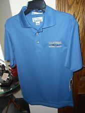 CALIFORNIA HIGHWAY PATROL (CHP) NWT POLO SHIRT...SIZE SMALL