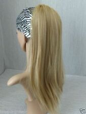 Perruques, extensions et matériel peignes blonds pour femme