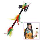 Indianer Spielzeug Kriegsbeil 44cm lang