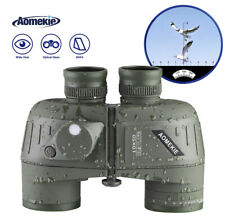 10X50 Binoculars & Rangefinder Compass Waterproof Outdoor Hunting Bird Watching