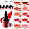 10COLOR Perfect Lip Manicure Waterproof Lip Tint All day Real Strong color  RIRE