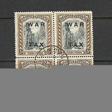 Used George V (1910-1936) Bahamian Stamps