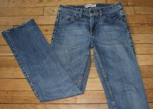 Levis 627  Jeans  Femme W 27 - L 30  Taille Fr 36 Straight Fit (Réf # O035)