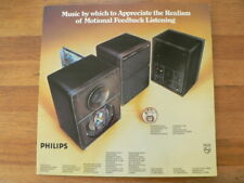 LP RECORD VINYL PHILIPS MUSIC BY WHICH TO APRRECIATE THE REALISM OF LISTENING