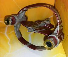 Star Wars Titanium Series Obi-Wan Kenobi Jedi Starfighter With Hyperspace Ring