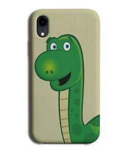 Cartoon Kids Brachiosaurus Dinosaur Phone Cover Case Brachiosaurs Boys J201