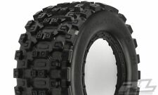 Proline Badlands MX43 Pro-Loc All Terrain Tires (2) for Pro-Loc X-MAXX Wheels