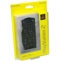 Sony PlayStation 2 Official DVD Remote Control SCPH-10420 Japan Import PS2 Boxed