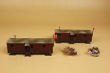 Bachmann HO Scale Plasticville Built-up Buildings Railroad Work Shed #45009