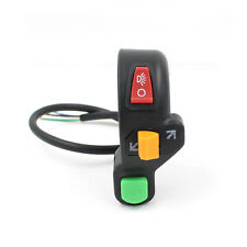 Motorcycle triple combination turn signal switch horn headlight switch Tide