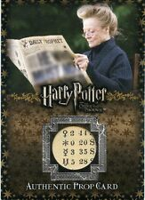ARTBOX HARRY POTTER AND THE ORDER OF THE PHOENIX THE DAILY PROPHET PROP CARD P3