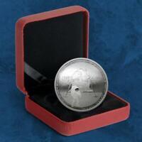 Kanada - 50 Jahre Apollo 11 Mondlandung - 25 $ 2019 PP - Silber