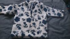 Kids stuff, girl fleece jumper,size 2yrs old,new no tag