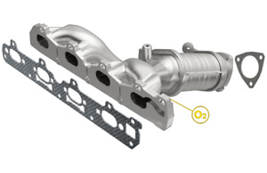 Magnaflow Exhaust Manifold with Integrated Catalytic Converter # 50304