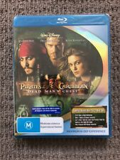 Pirates Of The Caribbean - Dead Man's Chest (Blu-ray, 2-disc) NEW & SEALED