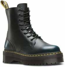 Neuf Hommes Dr Martens Jadon Bleu Bottes UK Taille 10 Chaussures Ue 45