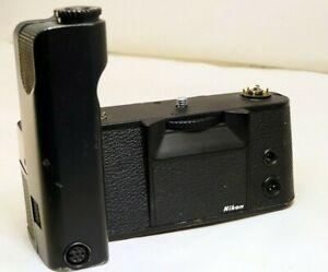 Nikkon MD-4 motor drive for F3 winder for F3HP cameras