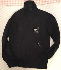 Supremebeing Men's Black Jacket 100% Cotton High Style Sz Small