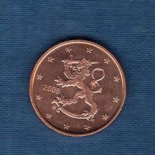Finlandia - 2008 - 5 céntimos de euro - Moneda nueva de rodillo