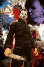 "Michael Myers Halloween ""The Curse of Thorne"" 11 x 17 high quality poster"