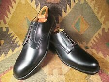 New J. F. McElwain Co. Black Army Leather Oxford Shoes Size 13.5 Xn