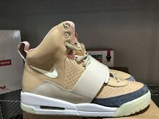 DS Nike Air Yeezy Tan Size 11 boost 350 jordan 1 og high off white I have a lot