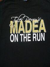 S black TYLER PERRY'S MADEA ON THE RUN t-shirt by GILDAN
