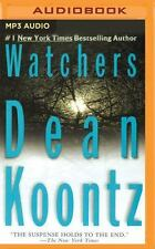 Watchers by Dean Koontz (2016, MP3 CD, Unabridged)