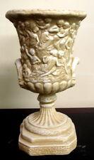 "15"" Urn Vase Planter Home Decor Greek Roman Nude Figures OVERSTOCK"
