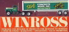 Stief Concrete Work New Holland '91 Winross Truck